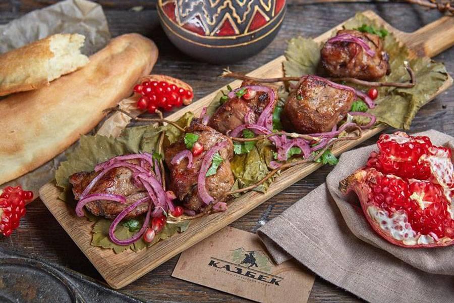 Наш воскресный грузинский обед!